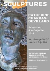 Exposition - Catherine Charras-Devillard - Sculptures et autres travaux