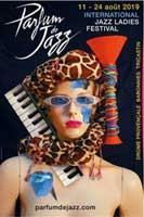 Parfum de Jazz - International jazz ladies festival  Dans les Baronnies et dans canton de St Paul Trois Châteaux