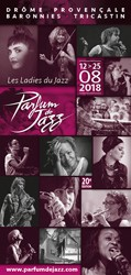 Parfum de jazz 2018 - Jessica Rock Trio