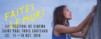 Ciné Villages  du 32e édition Festival de Cinéma de Saint Paul Trois Châteaux