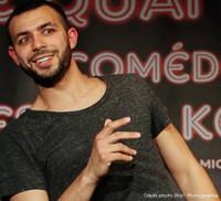 JE VOUS AIME ! Malik Fares (théâtre - stand up)   TRP Valréas