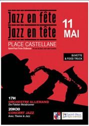Jazz en fête, jazz en tête : concert