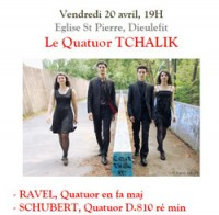 Quatuor TCHALIK | Pradel Association