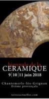 Biennale de la Céramique  - Dìner/spectacle complet pour samedi 9 juin